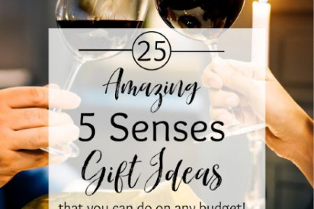 The Best 5 Senses Gift Ideas