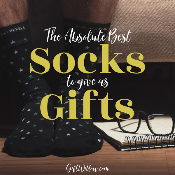 Nothing beats getting socks as gifts and these are the coolest sock gift ideas that you can find anywhere.