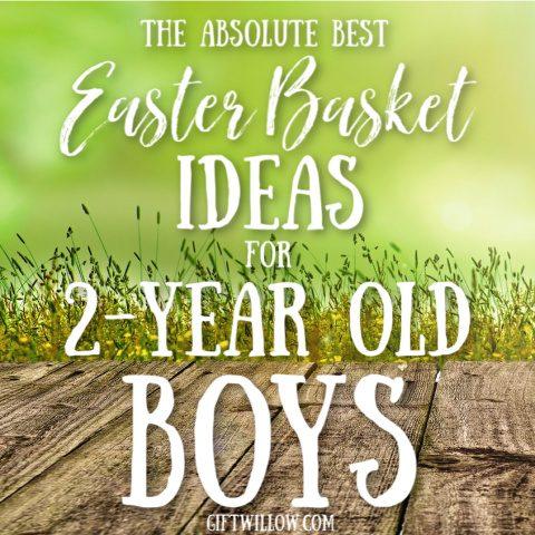 Easter Basket Fillers for 2-Year Old Boys