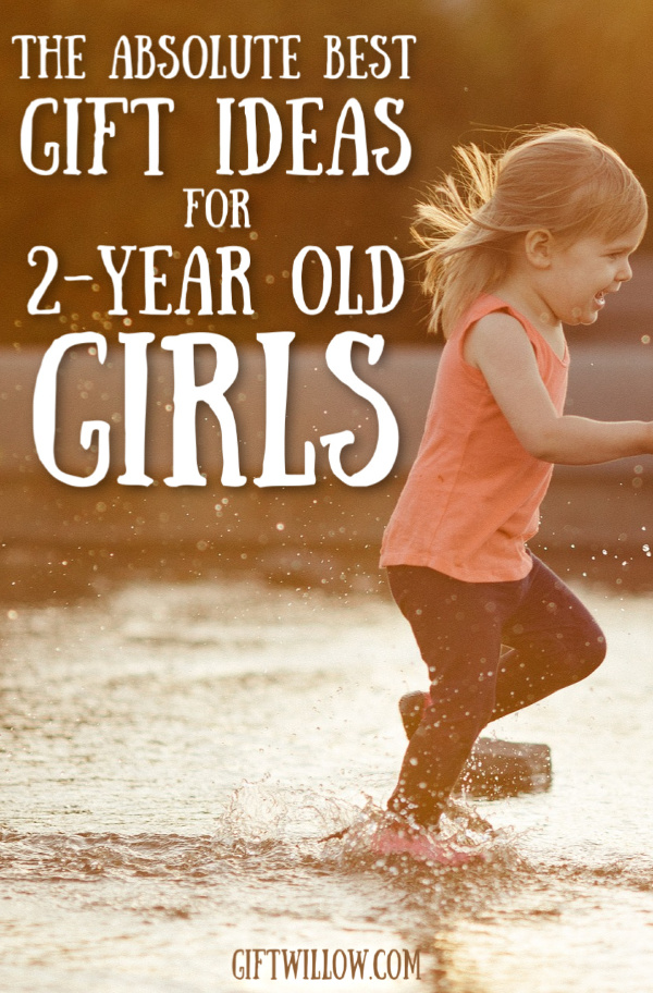 These are the best gift ideas for 2-year old girls that you can find anywhere.  They're guaranteed to make your toddler (and you) happy!