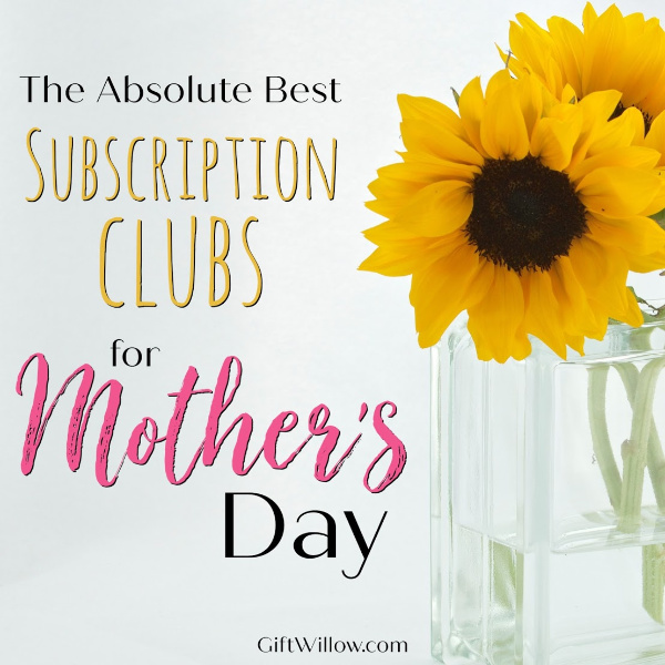 These unique Mother's Day gifts are the perfect idea for moms that have everything. They're also great long-distance Mother's Day gifts and perfect for last-minute Mother's Day gifts!
