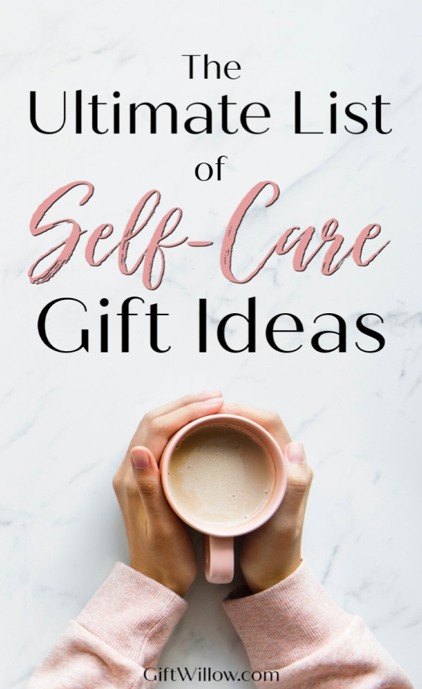 These are the best self-care gift ideas that you can find. They're perfect gifts for her or even gifts for him!