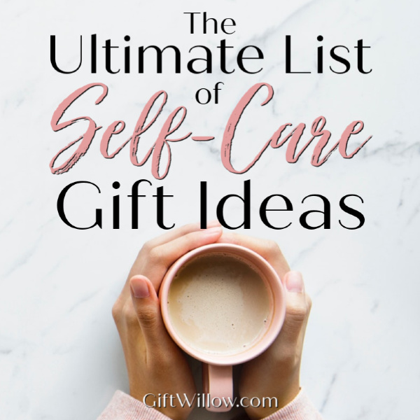 These self-care gift ideas are perfect for birthdays, Christmas, Mother's Day, and even gifts for bridesmaids!