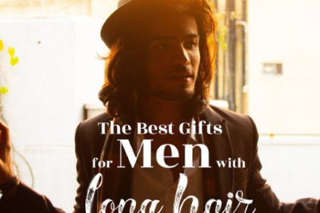 The Best Gifts for Long Haired Men
