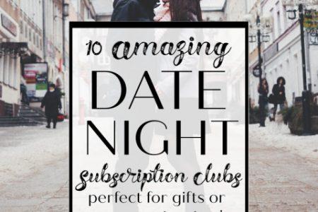 Unique Date Night Gift Ideas