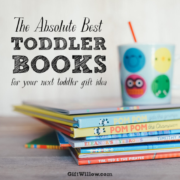 Books make the perfect toddler gift idea and these are the best that you can find anywhere!