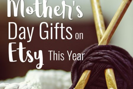 Etsy Mother's Day Gifts Perfect for Any Mom